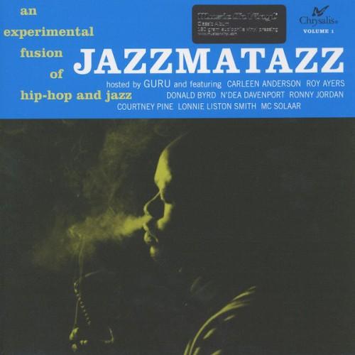 Guru - Jazzmatazz Volume 1, LP, Reissue
