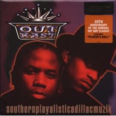 OutKast - Southernplayalisticadillacmuzik, LP, Reissue, Remastered