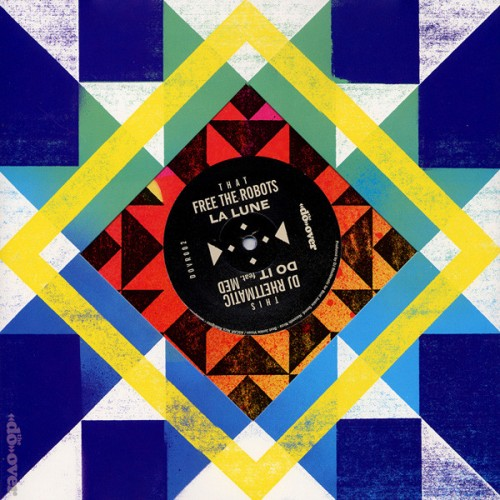 "DJ Rhettmatic Feat. Med / Free The Robots - The Do-Over Vol. 2, 10"""