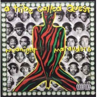 A Tribe Called Quest - Midnight Marauders, LP, Reissue
