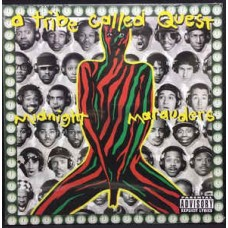 A Tribe Called Quest - Midnight Marauders, LP, Reissue