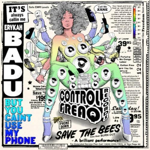 Erykah Badu - But You Caint Use My Phone, LP