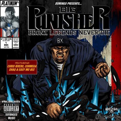 "Big Punisher - Bronx Legends Never Die, 12"", EP"