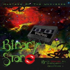 Binary Star - Masters Of The Universe, 2xLP, Reissue