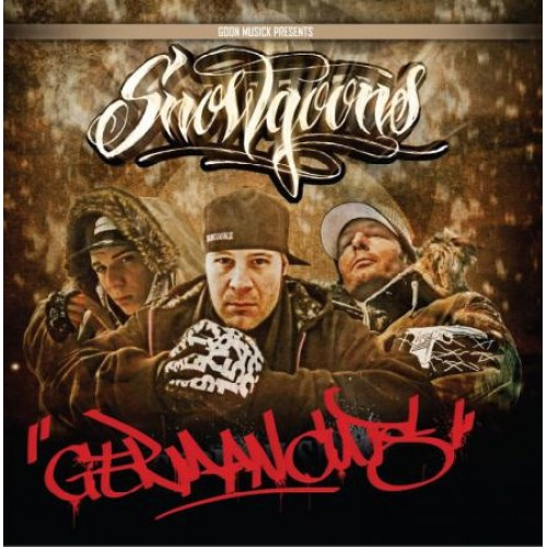 Snowgoons - German Cuts, LP
