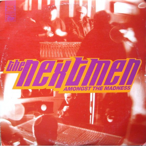 The Nextmen - Amongst The Madness, 2xLP