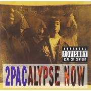 2Pac - 2Pacalypse Now, 2xLP, Reissue