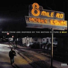 Various - Music From And Inspired By The Motion Picture 8 Mile, 2xLP, Reissue