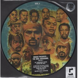 Muggs Presents The Soul Assassins - The Soul Assassins (Chapter 1), LP, Picture Disc, Reissue