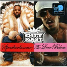OutKast - Speakerboxxx / The Love Below, 4xLP, Reissue
