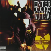 Wu-Tang Clan - Enter The Wu-Tang (36 Chambers), LP, Reissue