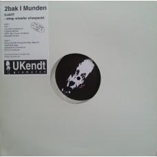 2bak i Munden - Djaff - Whap Wheefer Whespeckt, LP, Repress