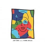 J Dilla - Jay Dee a.k.a. King Dilla, LP