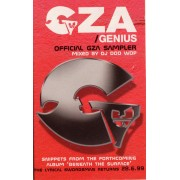 GZA / Genius - Official GZA Sampler, Cassette