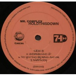 Mr. Complex - Hold This Down, 2xLP, Album