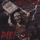 Necro - Die!, 2xLP, Reissue