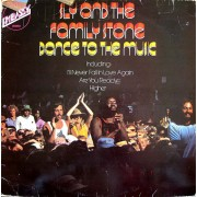 Sly And The Family Stone - Dance To The Music, LP, Reissue