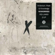 NxWorries (Anderson .Paak & Knwledge) - Yes Lawd!, 2xLP