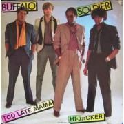"Buffalo Soldier - Hi-Jacker, 12"""