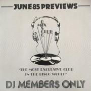 Various - June 85 Previews, LP