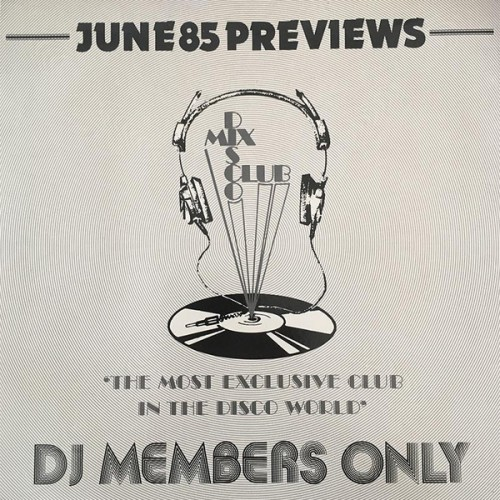 Various - June 85 Previews, LP