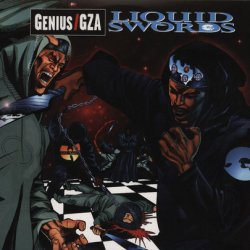 Genius / GZA - Liquid Swords, 2xLP, Reissue