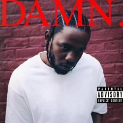 Kendrick Lamar - DAMN., 2xLP