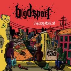 Blodsport - Pandæmonium, LP