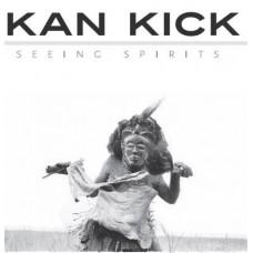 Kan Kick - Seeing Spirits, LP, Reissue