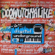 "Digital Underground - Doowutchyalike, 12"""
