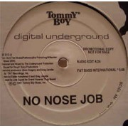 "Digital Underground - No Nose Job, 12"", Promo"