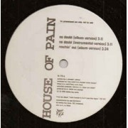 "House Of Pain - No Doubt, 12"", Promo"