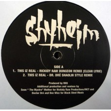 Shyheim - This Iz Real, 12""