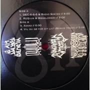 Kanyle Massakren - Over Stregen, LP