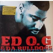 "Ed O.G & Da Bulldogs - Be A Father To Your Child, 12"""