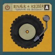 """Binær - Hjulene på bussen / Pletskud, 7"""""""