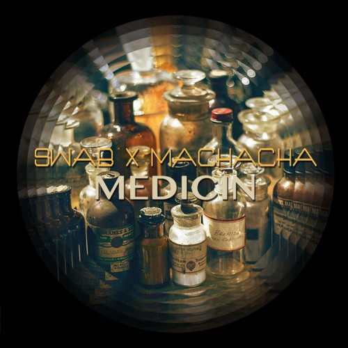 Swab X Machacha - Medicin, LP
