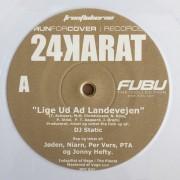"""Various - 24 Karat, 12"""""""