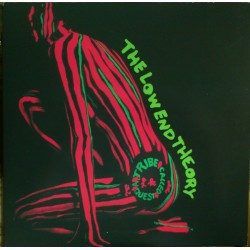 A Tribe Called Quest - The Low End Theory, 2xLP, Reissue