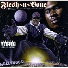 Flesh-N-Bone - T.H.U.G.S. Trues Humbly United Gatherin' Souls, 2xLP