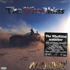 The WhoRidas - Whoridin', 2xLP