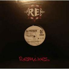 """DJ Premier - The Remixes Vol. 1, 12"""""""