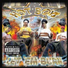 Hot Boys - Let 'Em Burn, 2xLP