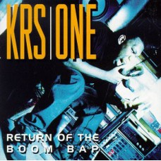 KRS-One - Return Of The Boom Bap, 2xLP, Reissue