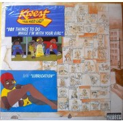 """Kwest Tha Madd Lad - 101 Things To Do While I'm With Your Girl / Lubrication, 12"""""""