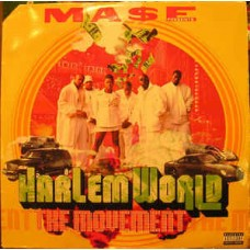 Ma$e Presents Harlem World - The Movement, 2xLP