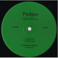 "Pudgee - Dead Silence, 12"", EP"