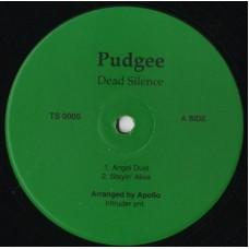 "Pudgee - Dead Silence, 12"", EP"