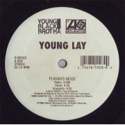 Young Lay - Playah's Mode, 12""