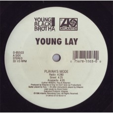 """Young Lay - Playah's Mode, 12"""""""